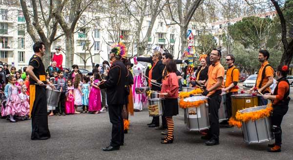 OGA Avignon - Animation du territoire : Carnaval