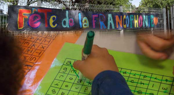 Fête de la Francophonie OGA Avignon